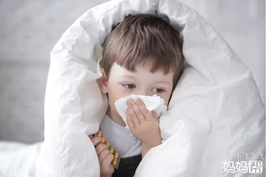 孩子咳嗽时,这八种食物千万不能吃!